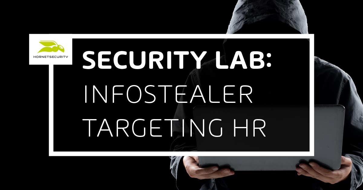 Information Stealer Campaign Targeting German HR Contacts