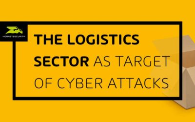 Cybercrime threatens the future of the logistics industry