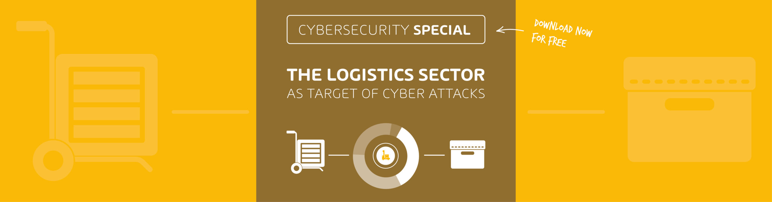 Cybersecurity Special logistics as target of cyberattacks