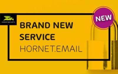 New Service: Hornetsecurity launches Hornet.email