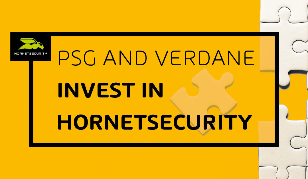 Providence Strategic Growth y Verdane invierten en Hornetsecurity