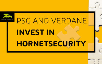 Providence Strategic Growth and Verdane Invest in Hornetsecurity
