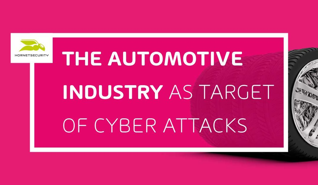 Cyber attacks on automotive sector picking up speed