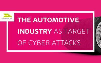 Cyberangriffe auf Automotivesektor nehmen Fahrt auf