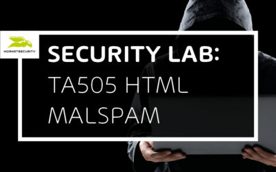 Clop, Clop! Eine TA505 HTML Malspam Analyse