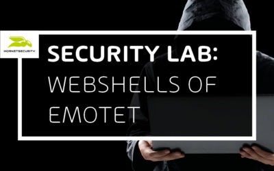The webshells powering Emotet