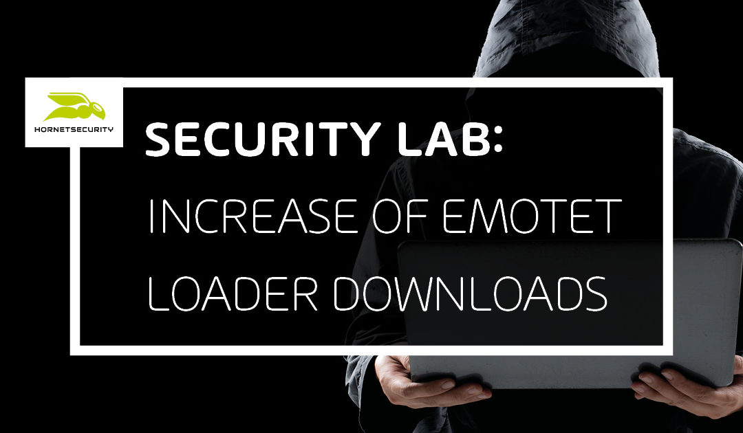 Emotet Update increases Downloads
