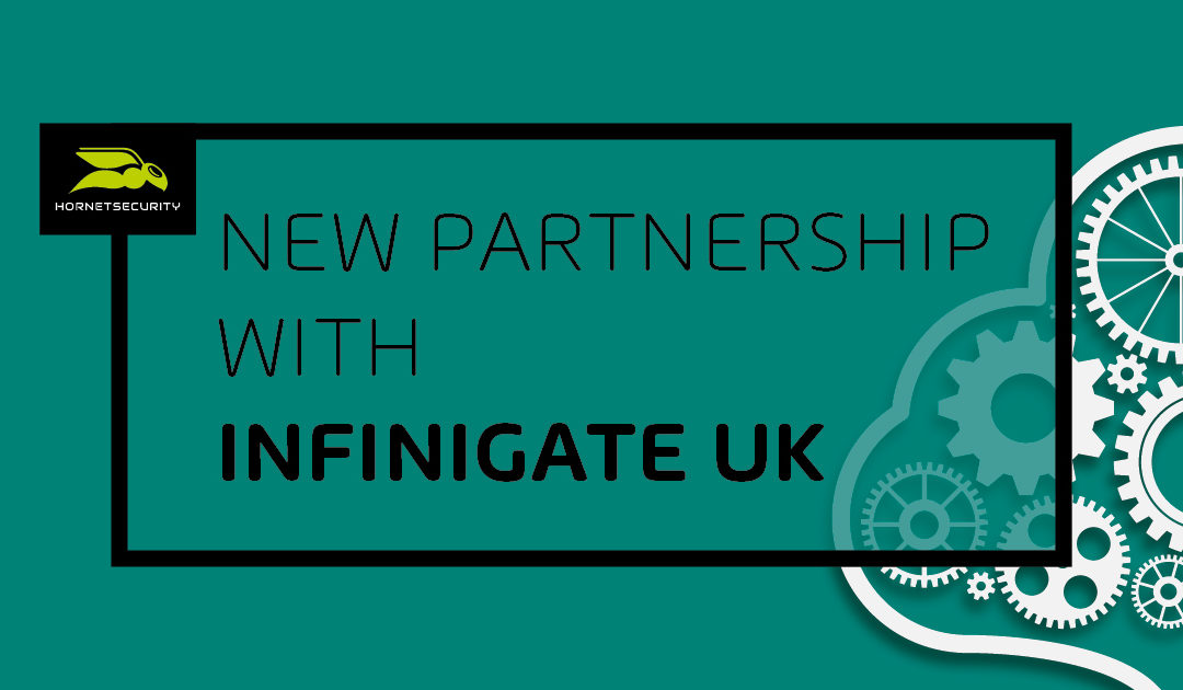 Hornetsecurity announces new partnership with Infinigate UK