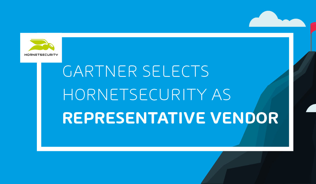 Hornetsecurity opgenomen in Gartner's 2020 Market Guide for Email Security