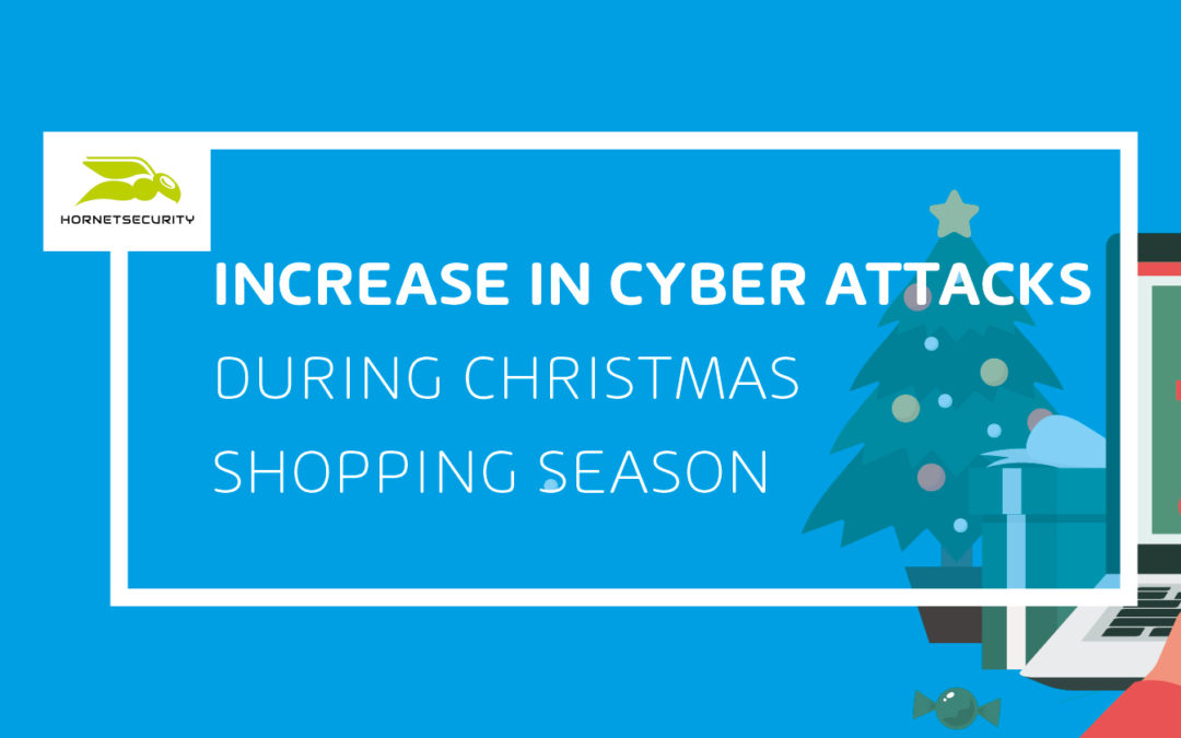 Increase in cybercrime in the pre-Christmas season
