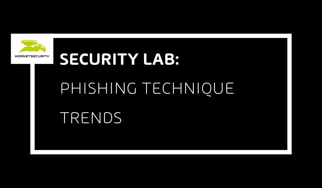 Tendencias en las técnicas de phishing