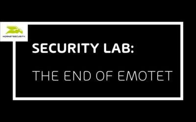 Emotet Botnet Takedown