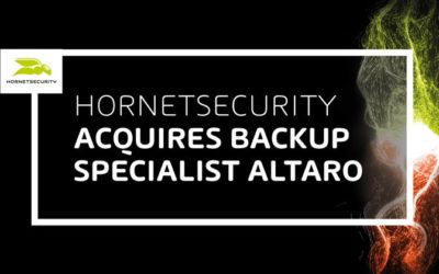 On its way becoming a fully comprehensive security provider for Microsoft 365