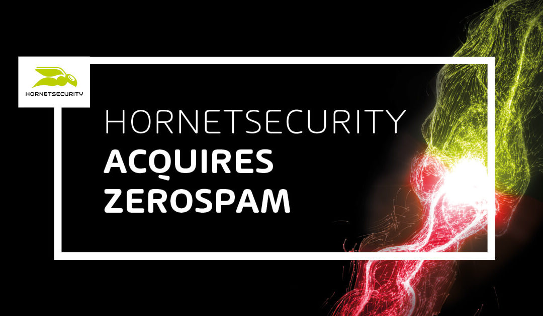 Hornetsecurity acquires Zerospam, Canadian email security leader