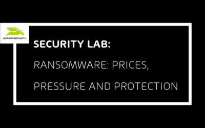 Ransomware Review: Die größte Cyber-Gefahr für Unternehmen