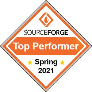 Sourceforge Winner 2021