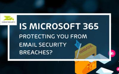 1 de cada 4 empresas sufrió al menos una brecha de seguridad de correo electrónico, según la encuesta de Hornetsecurity